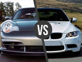 Porsche 911 Carrera vs. BMW BiTurbo Performance