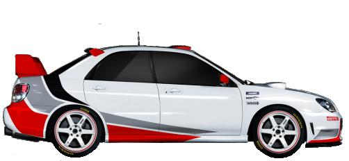 Jazda Subaru Impreza WRX vs  BMW M Power (E46) na torze – AutoNaTor